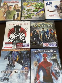 DVD's $3 EACH OR 5/$10 Some Like DVD's $3 EACH OR 5/$10 Some Like New **A FEW SPANISH MOVIES PRICES VARY ON SOME **A FEW SPANISH MOVIES for Sale in Riverside,  CA