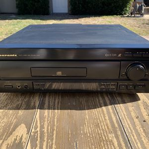 Marantz LV510U Laser Disc & CD Player - For Parts Or Repair for Sale in Los Angeles, CA