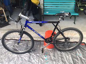 """GT Timberline FS All Terra 26"""" Mountain Bike 21 Speed RockShox Shimano 20"""" Frame OBO for Sale in Sebastian, FL"""