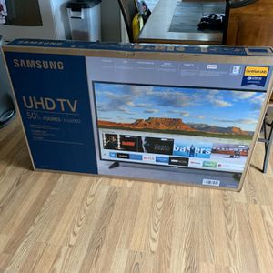 50 Inch Samsung tV Brand New for Sale in Parkville, MD