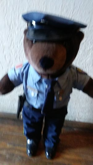 Teddy bear police toy for Sale in El Cajon, CA