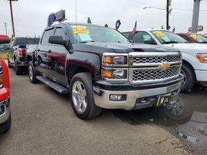 Chevrolet Silverado 4X4 2014 for Sale in Houston, TX