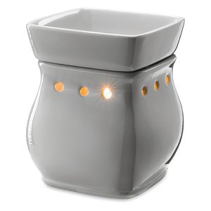 """Classic curve gloss gray Scentsy warmer 6 """" tall. for Sale in Nashville, TN"""