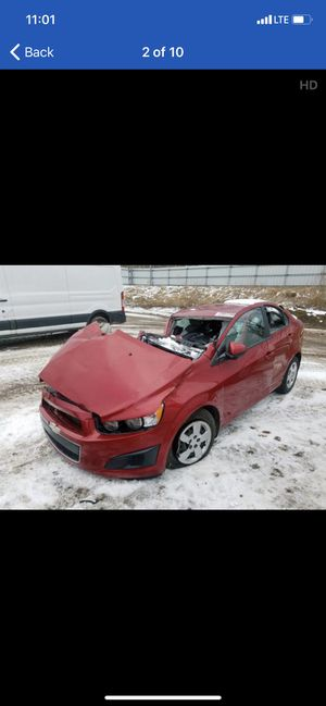 Chevy Sonic - for parts 20*14 for Sale in Detroit, MI