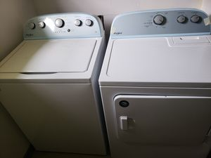 Whirlpool dry and wash brand new for Sale in Port Arthur, TX
