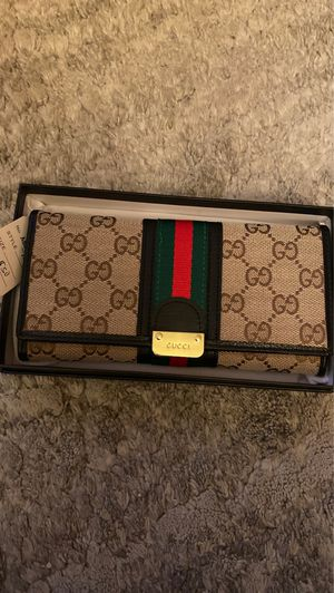 Top grade gucci wallet $50 for Sale in Las Vegas, NV