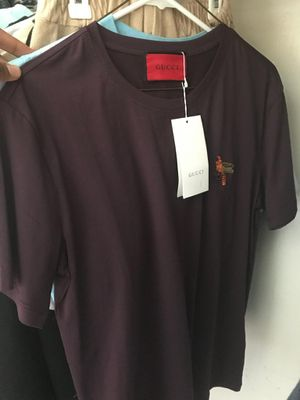 Gucci Shirt Bee Patch for Sale in MIDDLE CITY EAST, PA