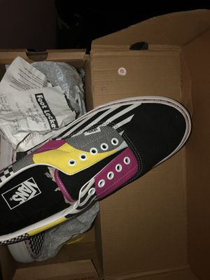 Vans size 12 with receipt for Sale in Modesto, CA