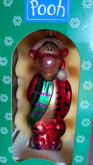 Tigger European glass Christmas ornament for Sale in Norwalk, CA