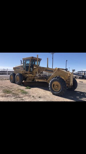 Motor grader champion 2004 720A perfec conditions runs and drive everything works for Sale in Odessa, TX