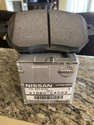 Nissan pad-kit front brakes 41060-CA093 fits (2006 -2010) infinity M35/45 or Nissan Murano, Maxima or 350Z vehicles) for Sale in Fontana, CA