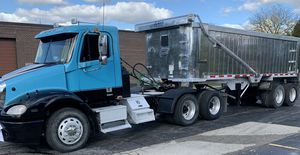 Tractor And Dump Trailer Forsale for Sale in Schaumburg, IL