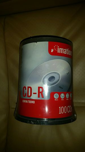 100 PACK CD,s. CD-R. (New) (in pacoima ca ) for Sale in Los Angeles, CA