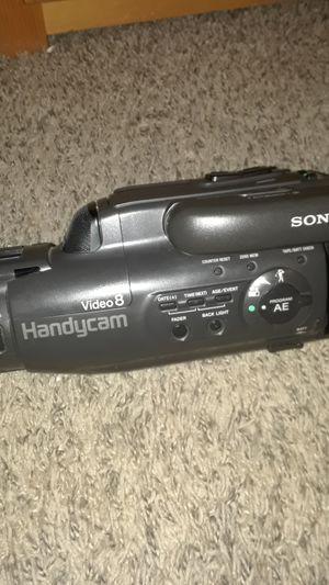Sony handyman video 8 for Sale in Stockton, CA