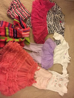 3-6 month girl clothing lot for Sale in University City, MO