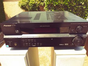 Receiver Pioneer and speaker for Sale in Lawndale, CA