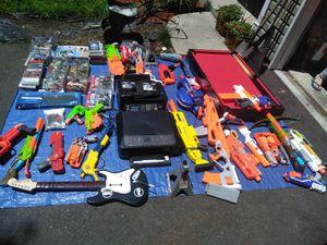 Toys and printers for Sale in Willingboro, NJ