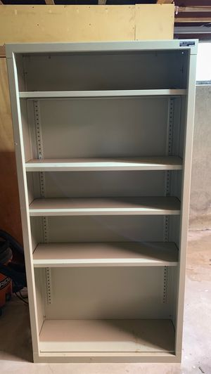 Metal storage cabinet for Sale in Medway, MA