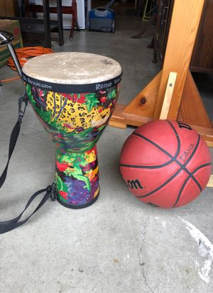 Bongo drum music instrument USA for Sale in Edmonds, WA