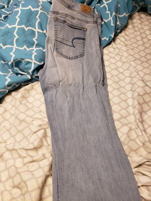 American eagle Jean's size 16L for Sale in Thaxton, VA