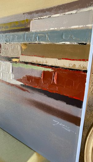 Abstract Wall Art Canvas for Sale in Glendale, CA