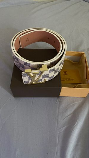 XL Louis Vuitton belt for Sale in NORTH DINWIDDIE, VA