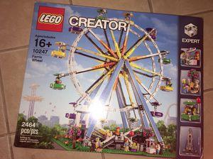 LEGO Ferris Wheel (retired) for Sale in Sacramento, CA