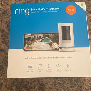 Ring security camera for Sale in Newport News, VA