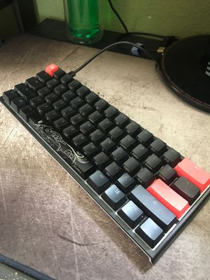 Ducky One 2 mini 60% keyboard for Sale in Tracy, CA