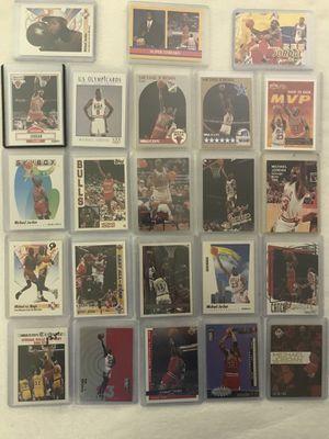 20 Card Michael Jordan Lot for Sale in Phoenix, AZ
