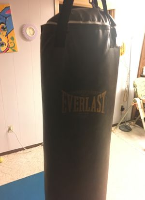 Punching bag for sale for Sale in St. Louis, MO