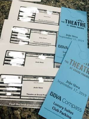 Jojo siwa tickets boletos for Sale in Richardson, TX