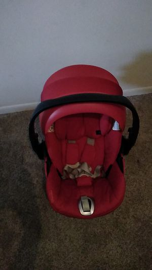 Cybex Cloud Q Red Carseat for Sale in Florence, KY