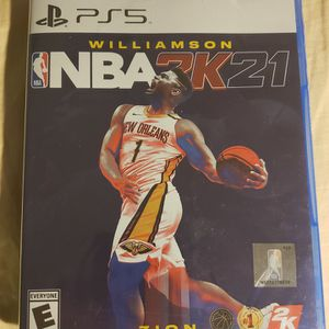 NBA 2k21 PS5 New for Sale in Des Plaines, IL