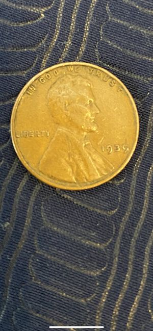 1939 Lincoln Penny for Sale in Fort Worth, TX