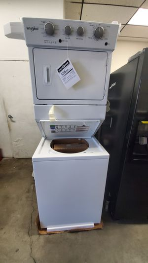 Very Nice Stackable washer and Dryer for Sale in Irwindale, CA