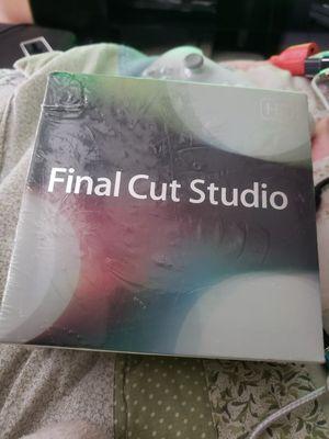 Final Cut Studio . Brand new. Still in package. for Sale in Pharr, TX