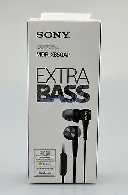 Sony Stereo Headphones with microphone. Top Sony quality. Extra Bass, complete comfort design and more. for Sale in Irving, TX