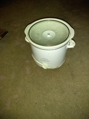 Crock pot for Sale in East Saint Louis, IL
