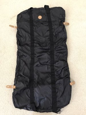 "Danielle Morgan black garment bag - NWT 45"" for Sale in Waukesha, WI"
