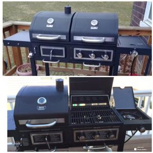 New!! Charcoal/Gas Grill,Outdoor BBQ,Grill for Sale in Phoenix, AZ