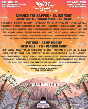 Rolling Loud Tickets for Sale in Commerce, CA