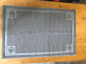 Cat litter mat for Sale in Raleigh, NC
