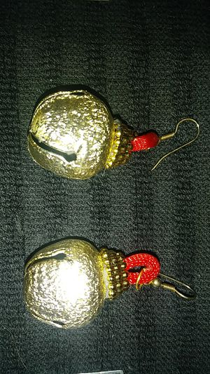 Christmas Bell Ear Rings for Sale in Payson, AZ