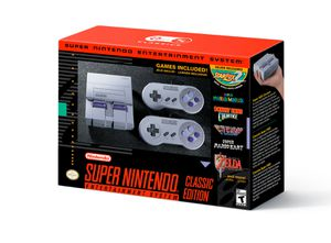 Super Nintendo mini NEW!! SOLD OUT for Sale in Everett, WA