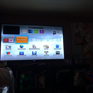 60 Inch Smart Tv 3D for Sale in Long Beach, CA