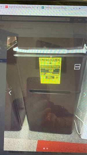 RCA 3.2cf Two Doors, Refrigerator/Freezer, NEW for Sale in Warrensville Heights, OH