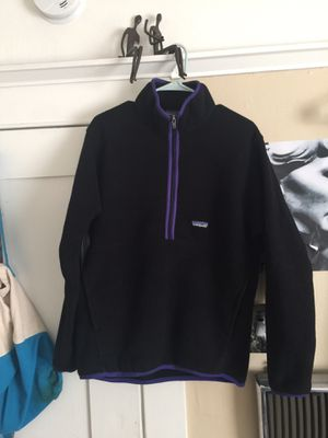 Patagonia Fleece Zip Up Jacket for Sale in Long Beach, CA
