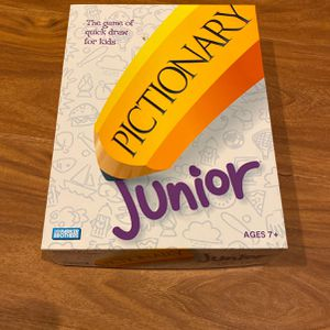 Pictionary (Junior) Board Game for Sale in Mercer Island, WA