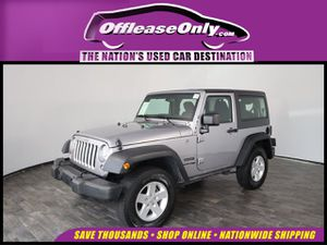 2018 Jeep Wrangler for Sale in North Lauderdale, FL